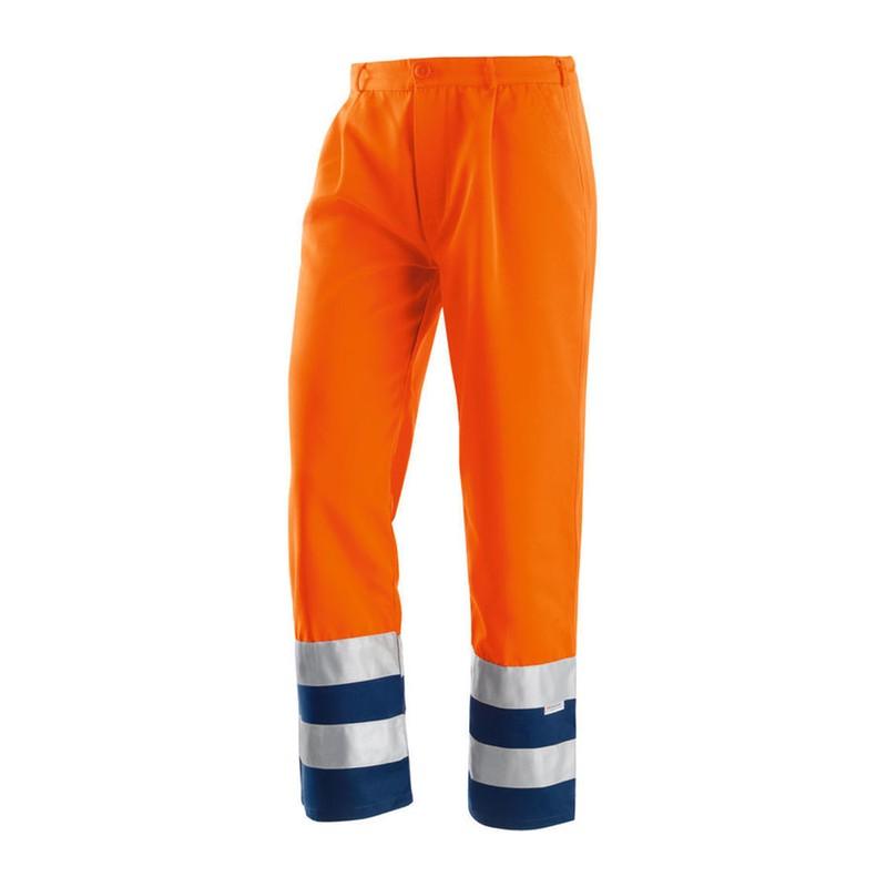 AVB02204 -Pantalone bicolore