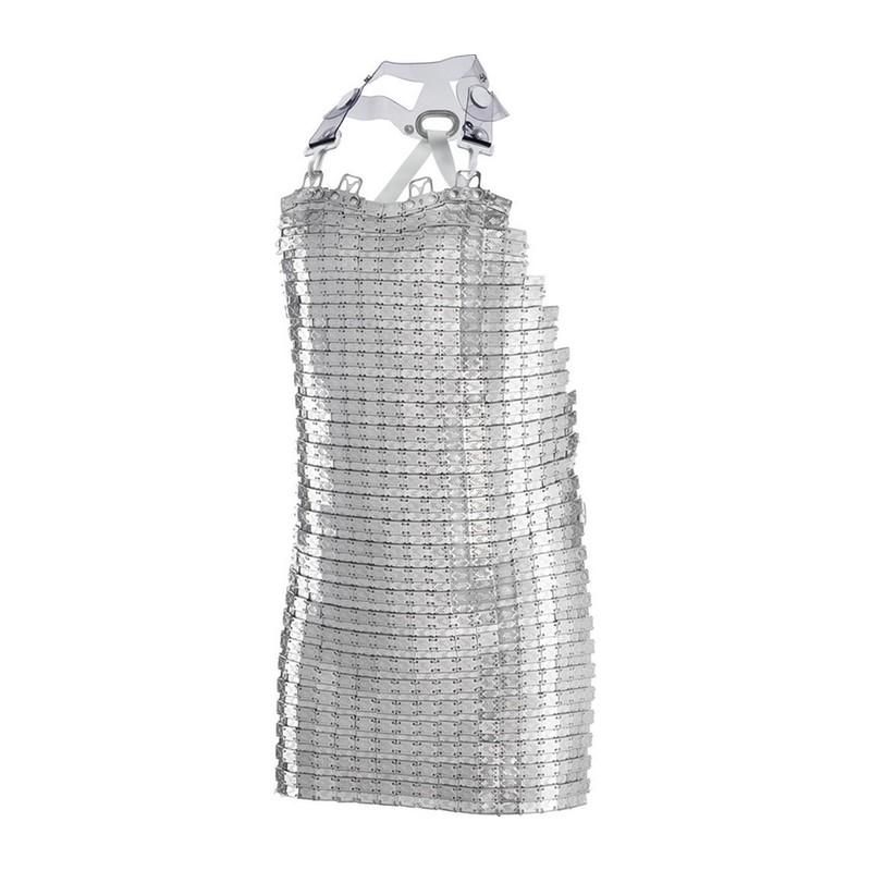 141007 – Grembiule antiscannamento acciaio inox