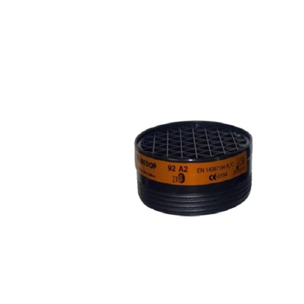 7710 – Filtro A2 per semimaschera
