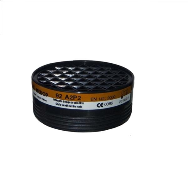 911488- Filtro A2P2 per semimaschera