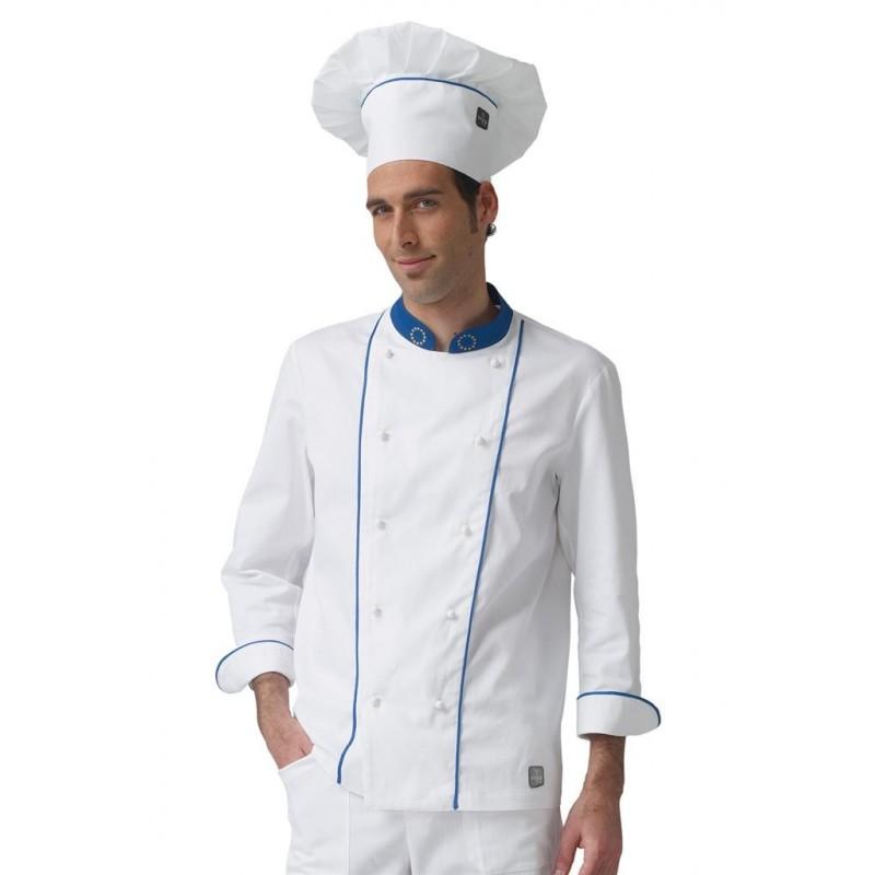 PIETRO - Giacca cuoco chef SIGGI