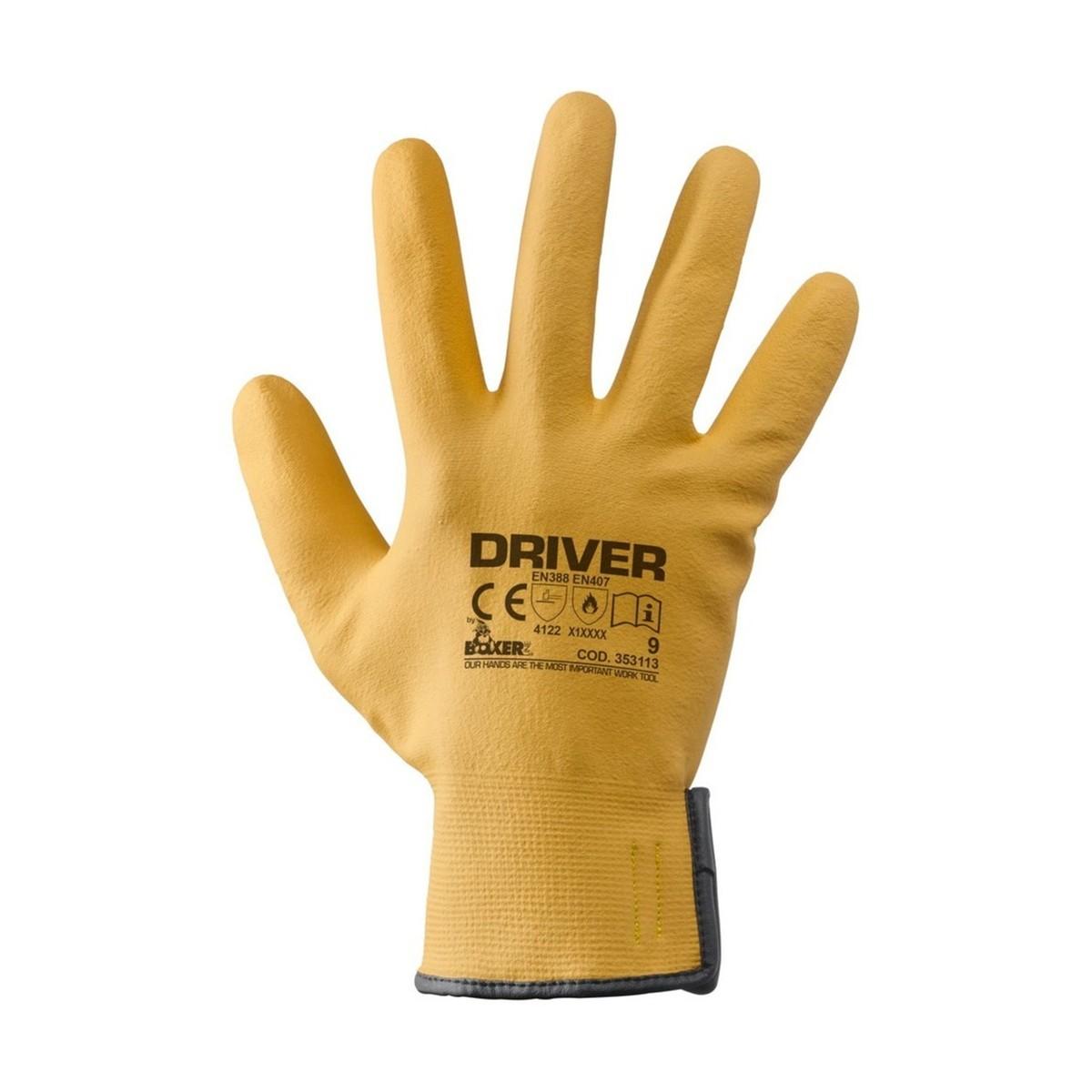 353113 – Guanti Driver