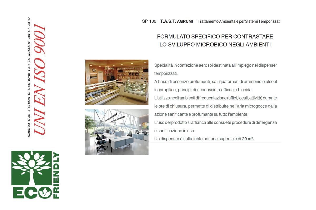 Trattamento ambientale per sistemi temporizzati