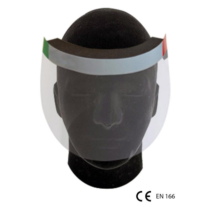 VIS01 – Visiera per protezione facciale