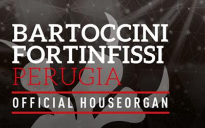 Safety Point è sponsor della squadra Bartoccini Fortinfissi Perugia Volley A1 Femminile
